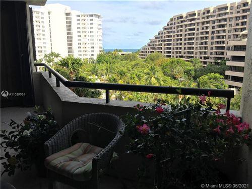 Photo of 170 Ocean Lane Dr #708, Key Biscayne, FL 33149 (MLS # A11028065)