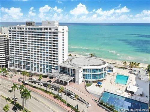 Photo of 5445 Collins Ave #1134, Miami Beach, FL 33140 (MLS # A11031065)