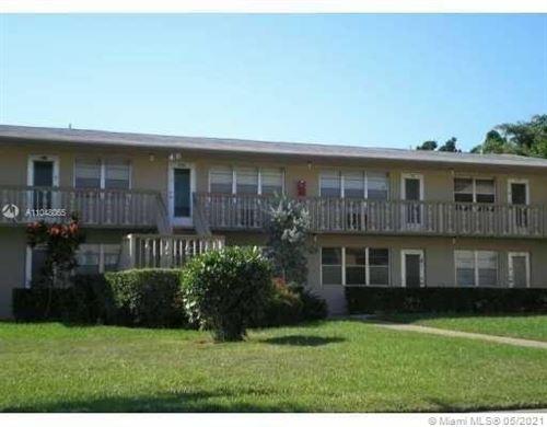 Photo of 98 Canterbury D #98, West Palm Beach, FL 33417 (MLS # A11048065)