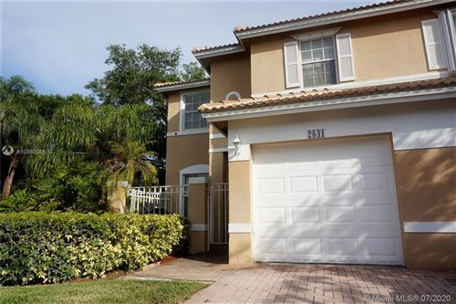 Photo of Listing MLS a10880066 in 2841 NW 99th Ter Sunrise FL 33322