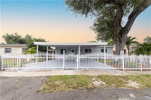 Photo of 1380 NE 154th St, North Miami Beach, FL 33162 (MLS # A11057066)