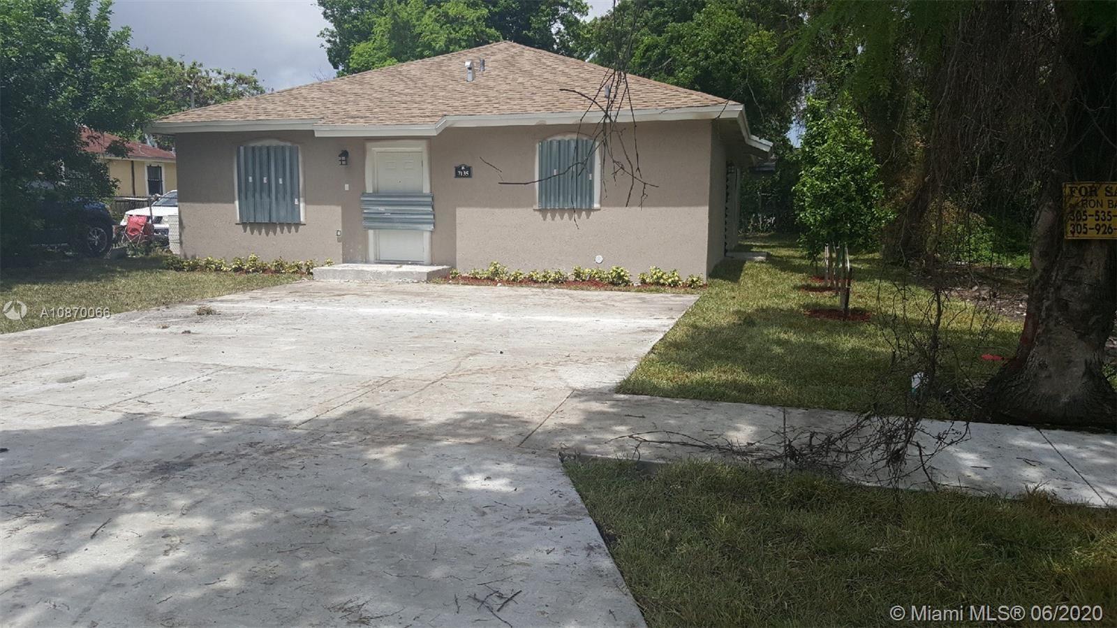 1741 NW 93 TER, Miami, FL 33147 - #: A10870066