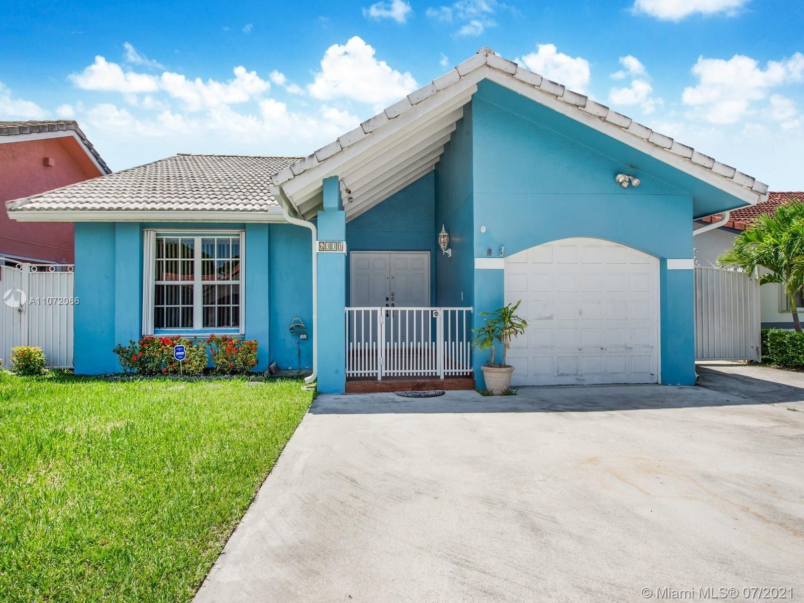 6331 SW 151st Pl, Miami, FL 33193 - #: A11072066