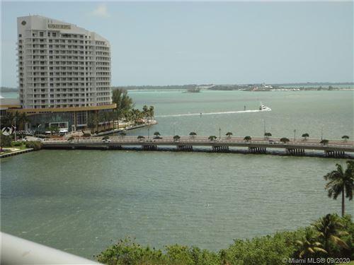 Photo of 495 Brickell #1007, Miami, FL 33131 (MLS # A10703067)