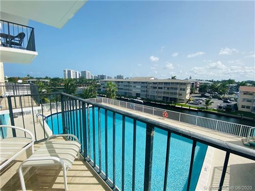 Photo of Listing MLS a10884067 in 427 Golden Isles Dr. #4A Hallandale Beach FL 33009