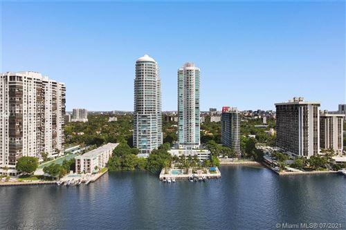 Photo of 2101 Brickell Ave #3506, Miami, FL 33129 (MLS # A11075067)