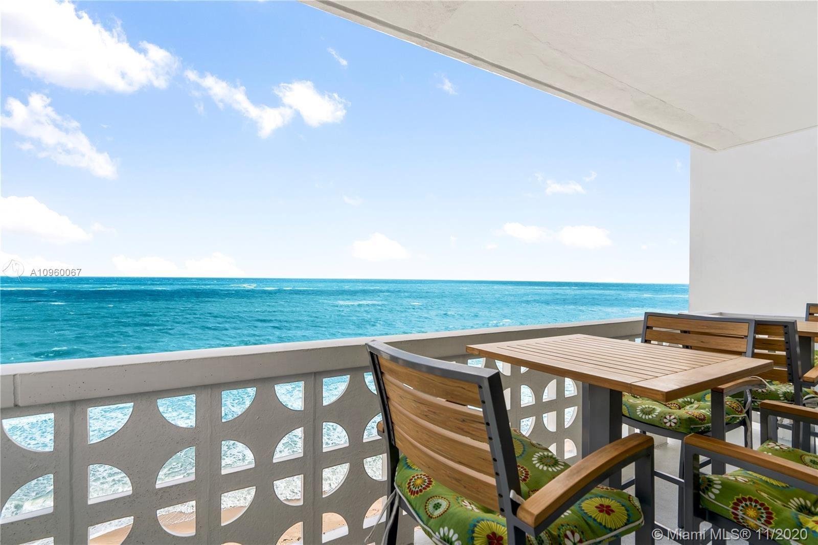 4010 Galt Ocean Dr #703, Fort Lauderdale, FL 33308 - #: A10960067