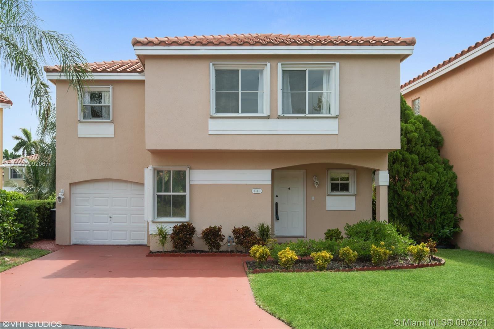 1743 Royal Palm Way, Hollywood, FL 33020 - #: A11092067