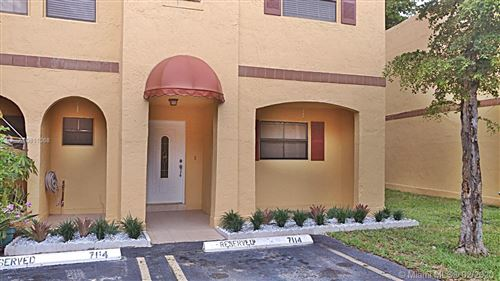 Photo of Listing MLS a10811068 in 10871 NW 7th St #14-24 Miami FL 33172