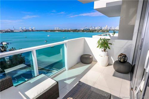 Foto de inmueble con direccion 1200 West Ave #928 Miami Beach FL 33139 con MLS A10812068