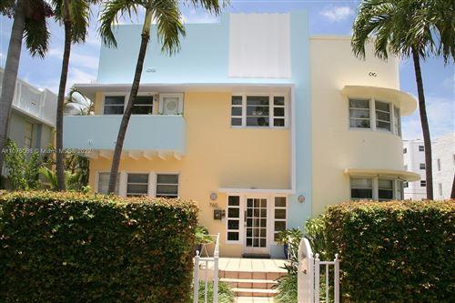 Photo of 760 Euclid Ave #103, Miami Beach, FL 33139 (MLS # A11075068)