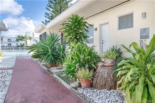 Photo of 7975 Crespi Blvd #1, Miami Beach, FL 33141 (MLS # A11114068)