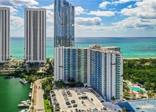 Photo of 100 Bayview Dr #2029, Sunny Isles Beach, FL 33160 (MLS # A11100069)