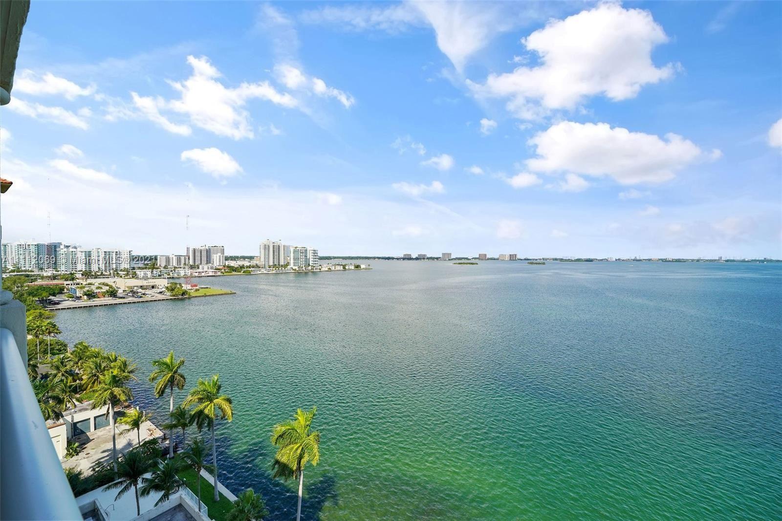 Photo of 1625 Kennedy Cswy #1202D, North Bay Village, FL 33141 (MLS # A11112069)