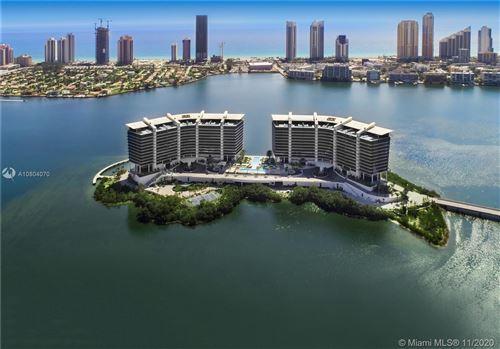Photo of 5000 Island Estates Dr #1203, Aventura, FL 33160 (MLS # A10804070)