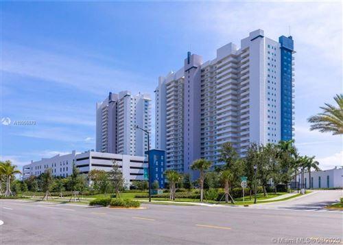 Photo of 14951 Royal Oaks Ln #809, North Miami, FL 33181 (MLS # A10906070)