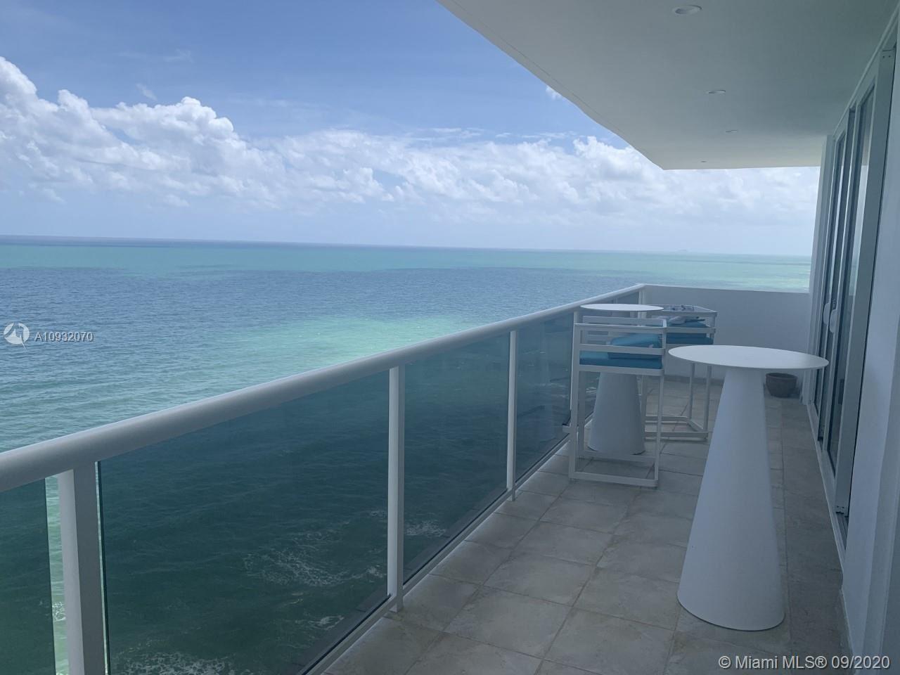 Photo of 3725 S Ocean Dr #PH01, Hollywood, FL 33019 (MLS # A10932070)