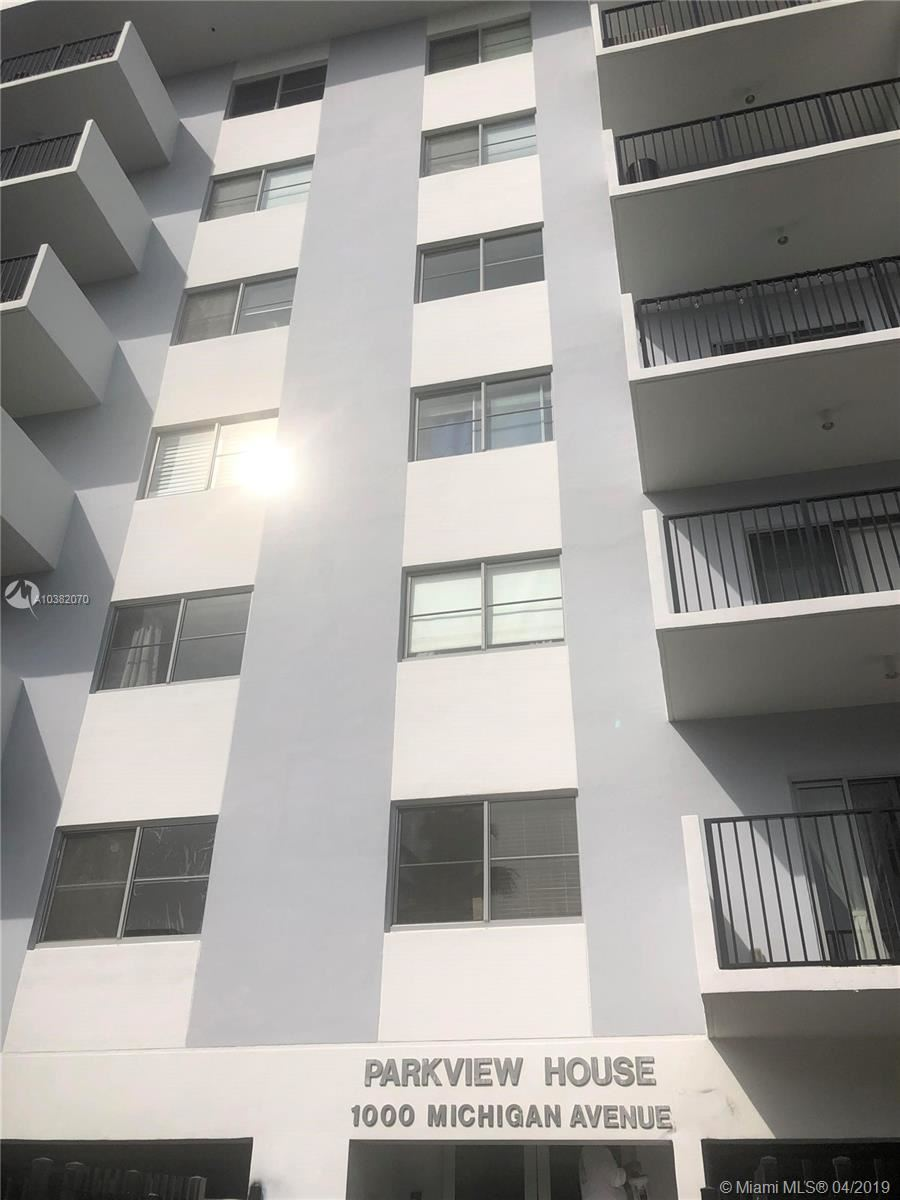 Foto 1 de la propiedad MLS a10382070 en 1000 Michigan Ave #701 Miami Beach