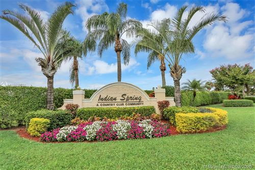 Photo of Listing MLS a10810071 in 5865 Forest Grove Dr #4 Boynton Beach FL 33437
