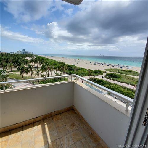 Photo of 465 Ocean Dr #718, Miami Beach, FL 33139 (MLS # A11080071)