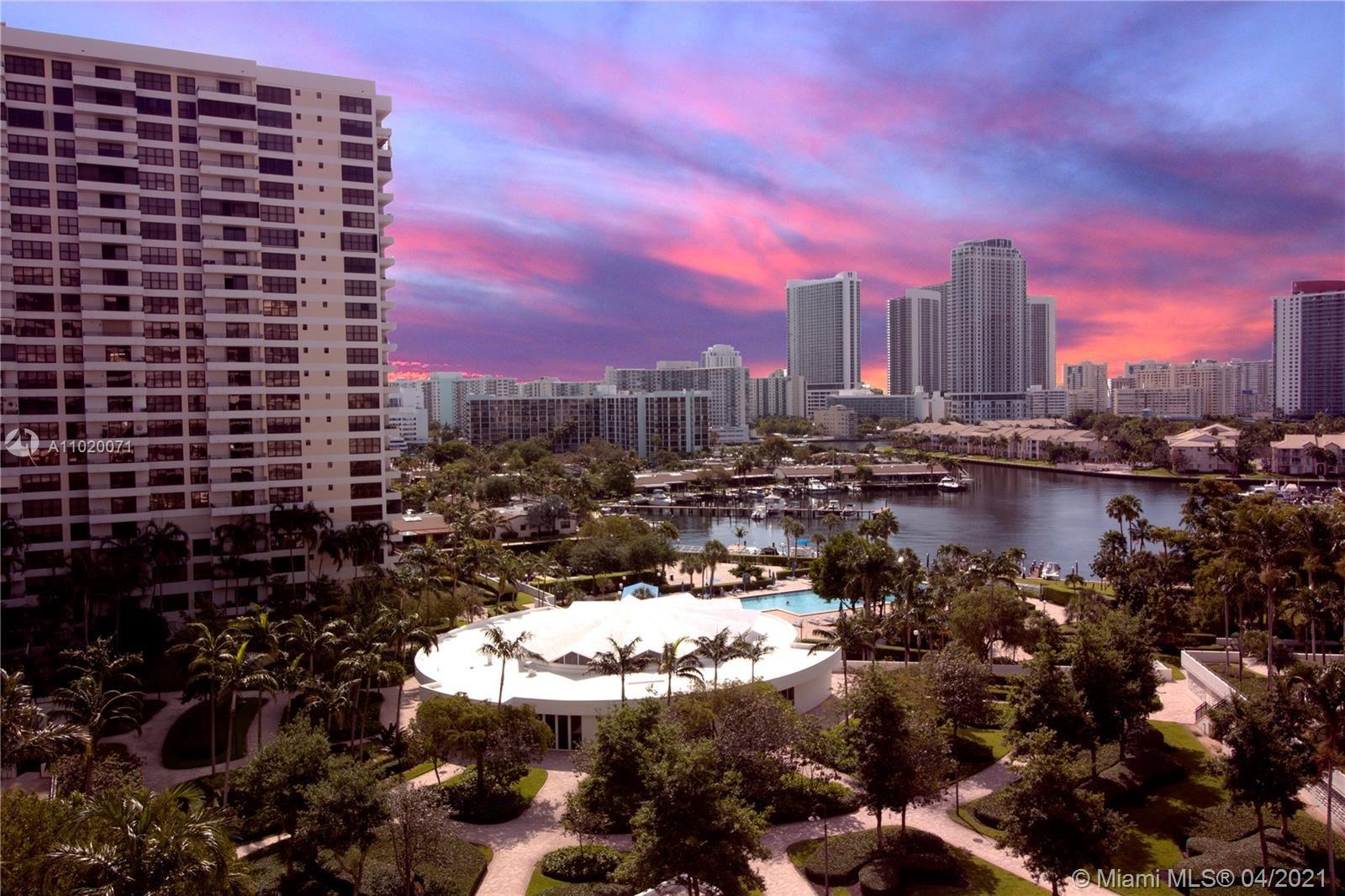 600 Three Islands Blvd #916, Hallandale Beach, FL 33009 - #: A11020071