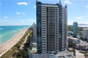 Photo of Listing MLS a10727072 in 6365 Collins Ave #2305 Miami Beach FL 33141