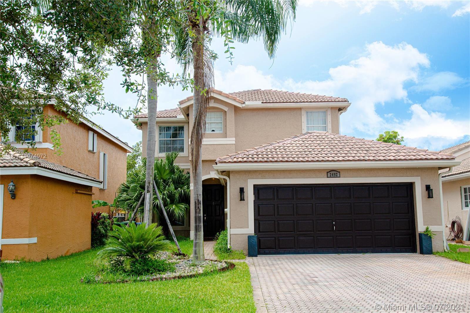 Photo of 2492 SW 161st Ave, Miramar, FL 33027 (MLS # A11074072)