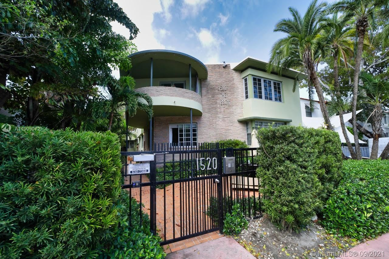 1520 Euclid Ave #4, Miami Beach, FL 33139 - #: A11095072