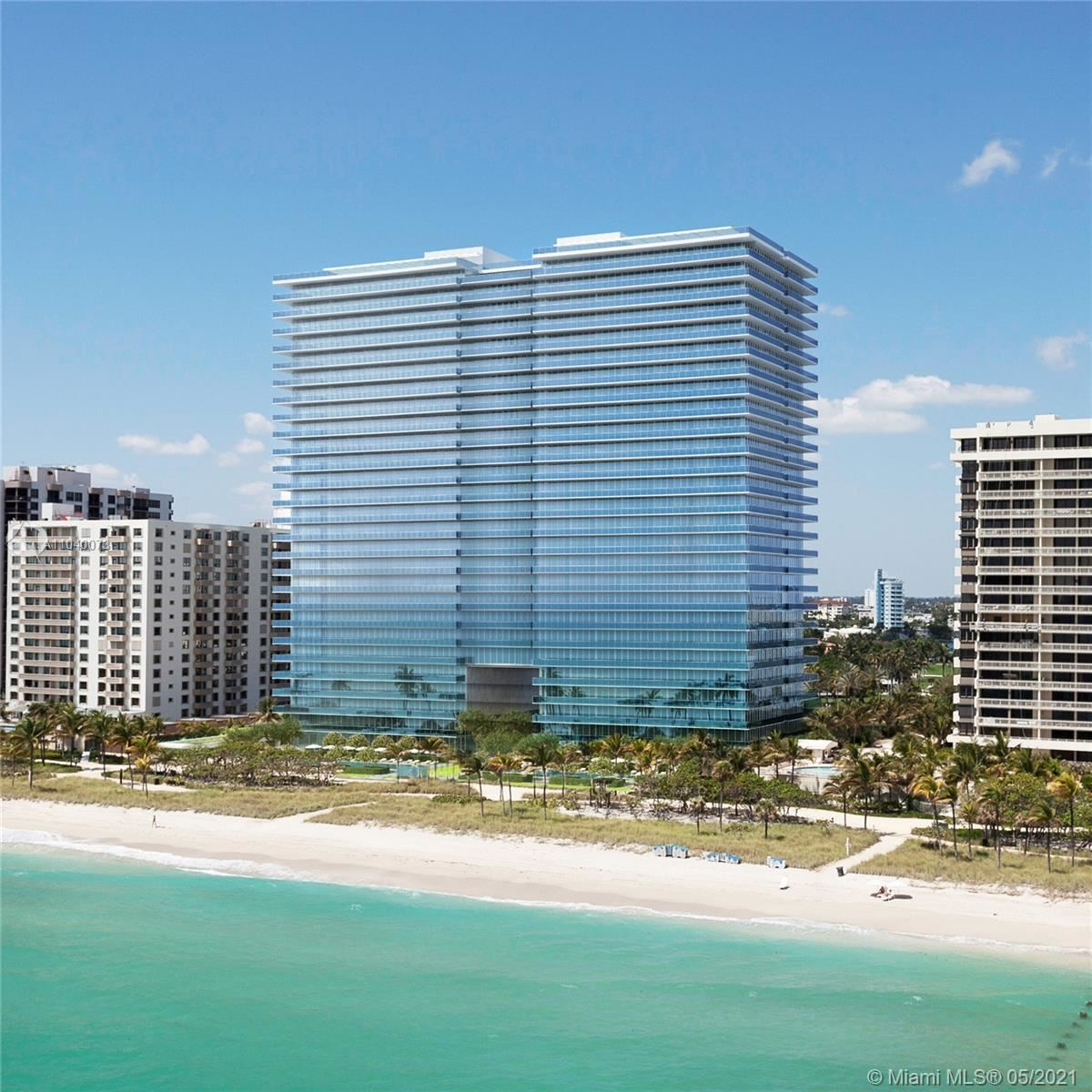 Photo of 10203 Collins Ave #2302, Bal Harbour, FL 33154 (MLS # A11040073)