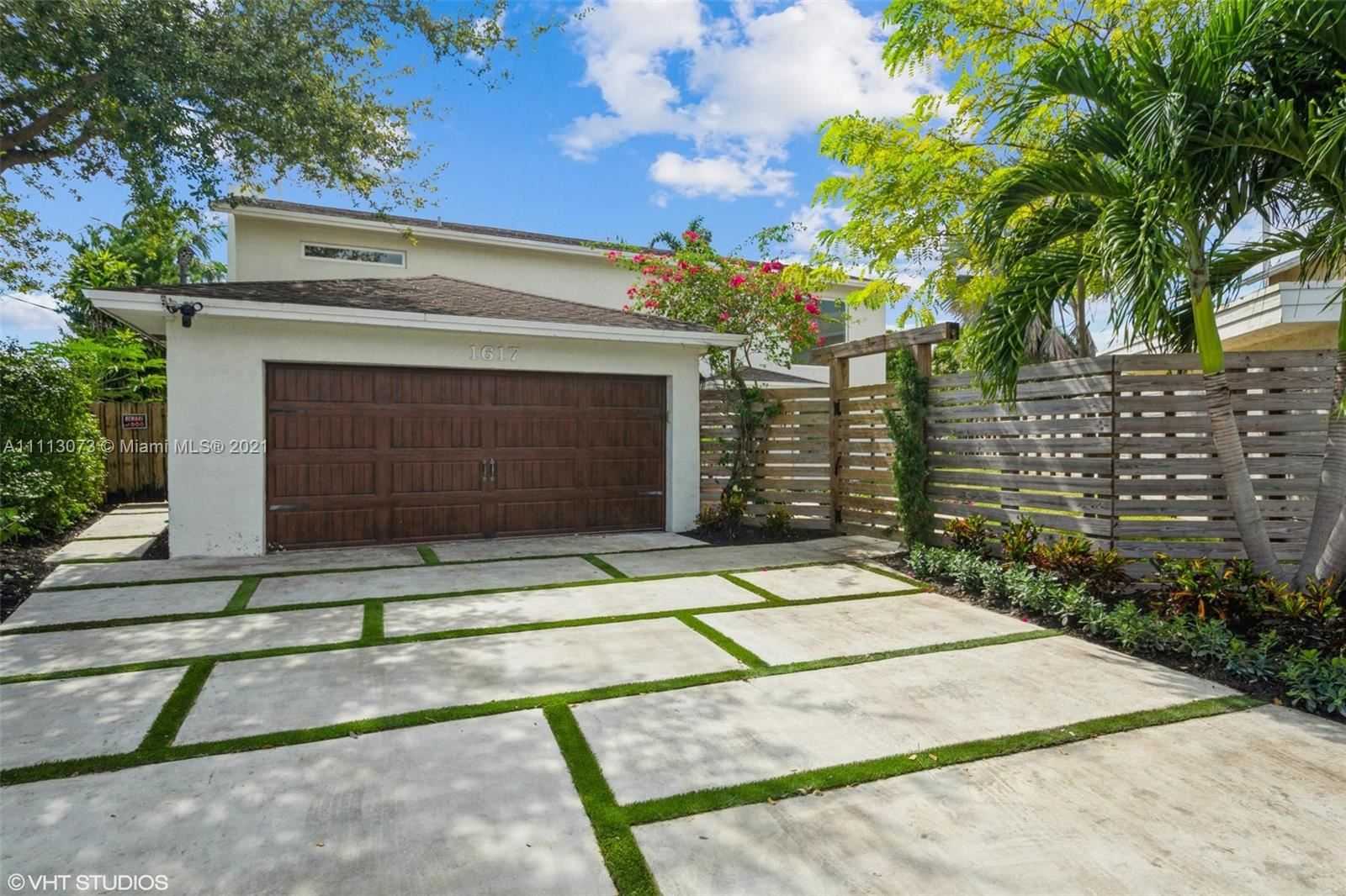 Photo of 1617 SW 17th Ave, Fort Lauderdale, FL 33312 (MLS # A11113073)
