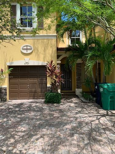 Photo of Listing MLS a10901074 in 8757 NW 113th Ct #8757 Doral FL 33178
