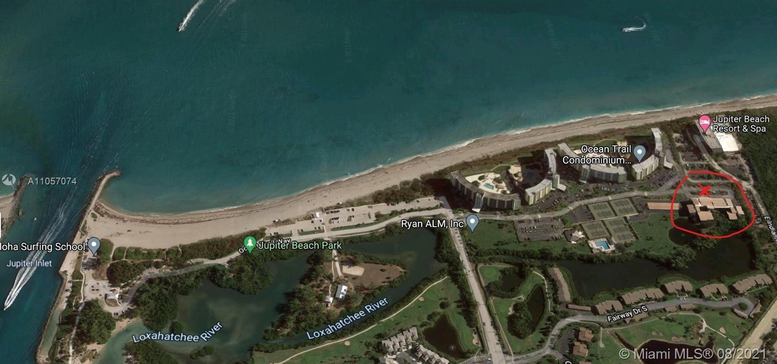 Photo of 500 Ocean Trail Way #207, Jupiter, FL 33477 (MLS # A11057074)