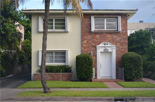 Photo of 227 Salamanca Ave #1, Coral Gables, FL 33134 (MLS # A10972075)