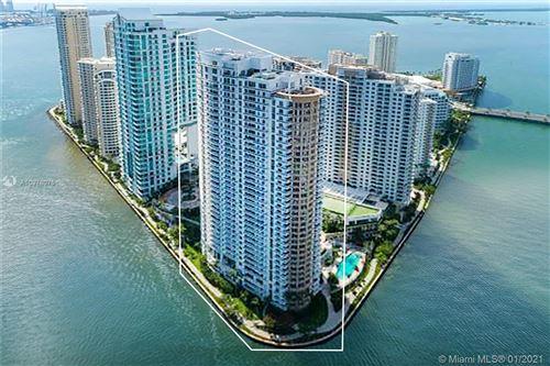 Photo of 901 SW brickell key #3602, Miami, FL 33131 (MLS # A10978075)