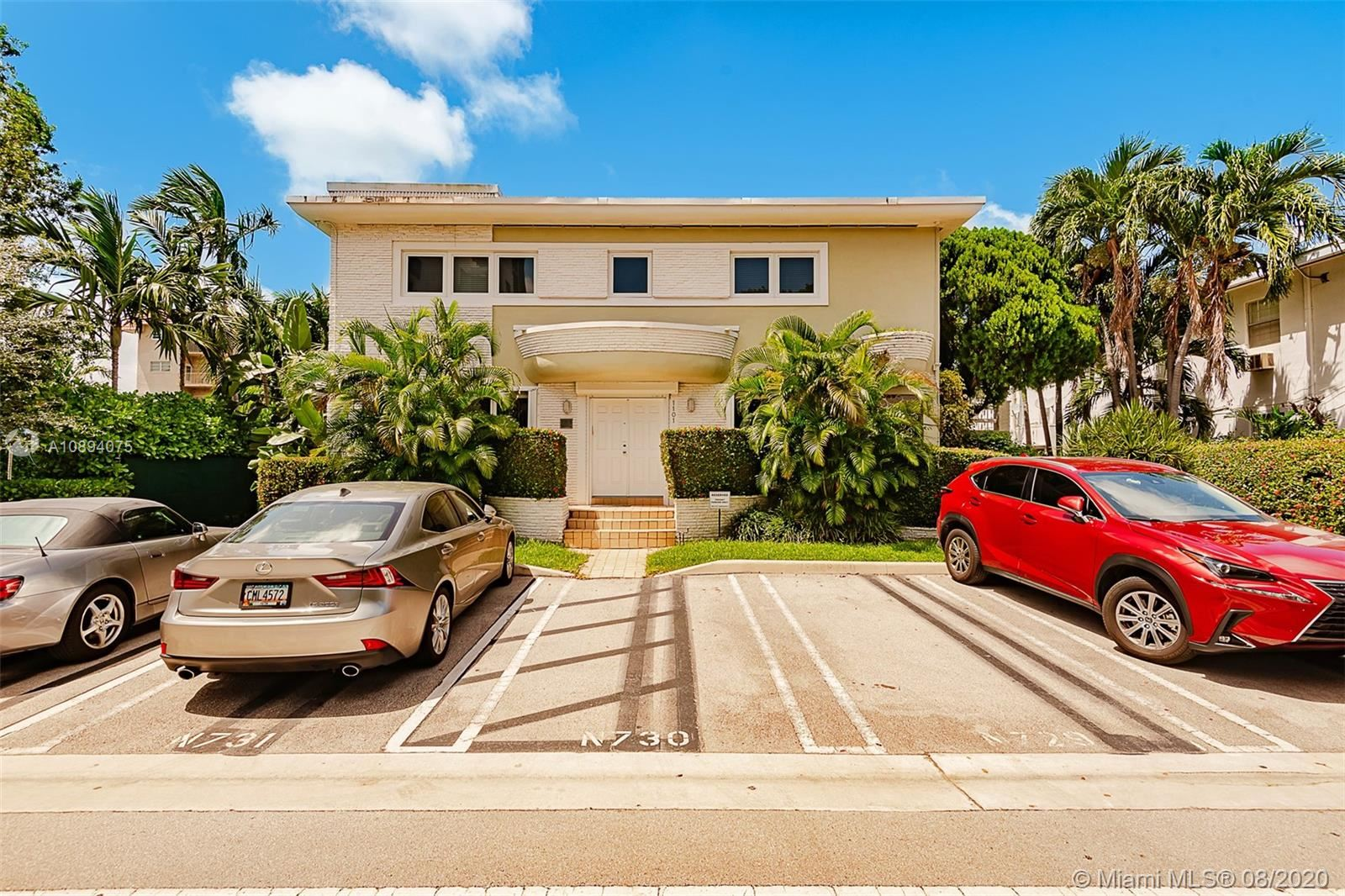 1101 98th St #4, Bay Harbor Islands, FL 33154 - #: A10894075