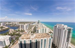 Photo of 4111 S Ocean Dr #2606, Hollywood, FL 33019 (MLS # A10554076)