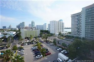 Photo of 1035 West Ave #808, Miami Beach, FL 33139 (MLS # A10705076)
