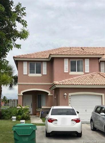 Photo of 6934 SW 164th Ct #6934, Miami, FL 33193 (MLS # A10772076)