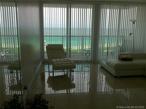 Photo of Listing MLS a10811076 in 100 Bayview Dr #1610 Sunny Isles Beach FL 33160