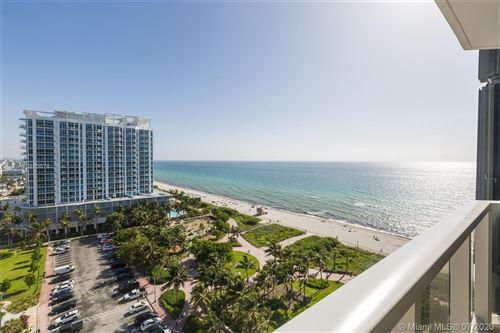 Photo of 6423 N Collins Ave #1509, Miami Beach, FL 33141 (MLS # A10880076)