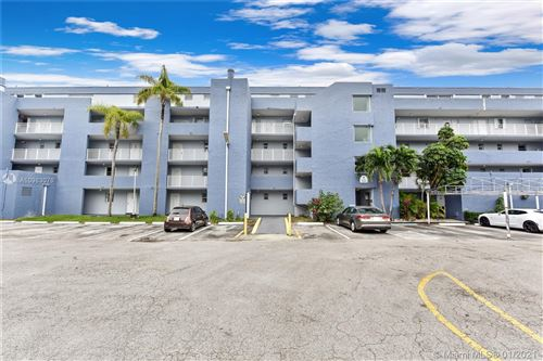 Photo of 9351 Fontainebleau Blvd #B211, Miami, FL 33172 (MLS # A10983076)
