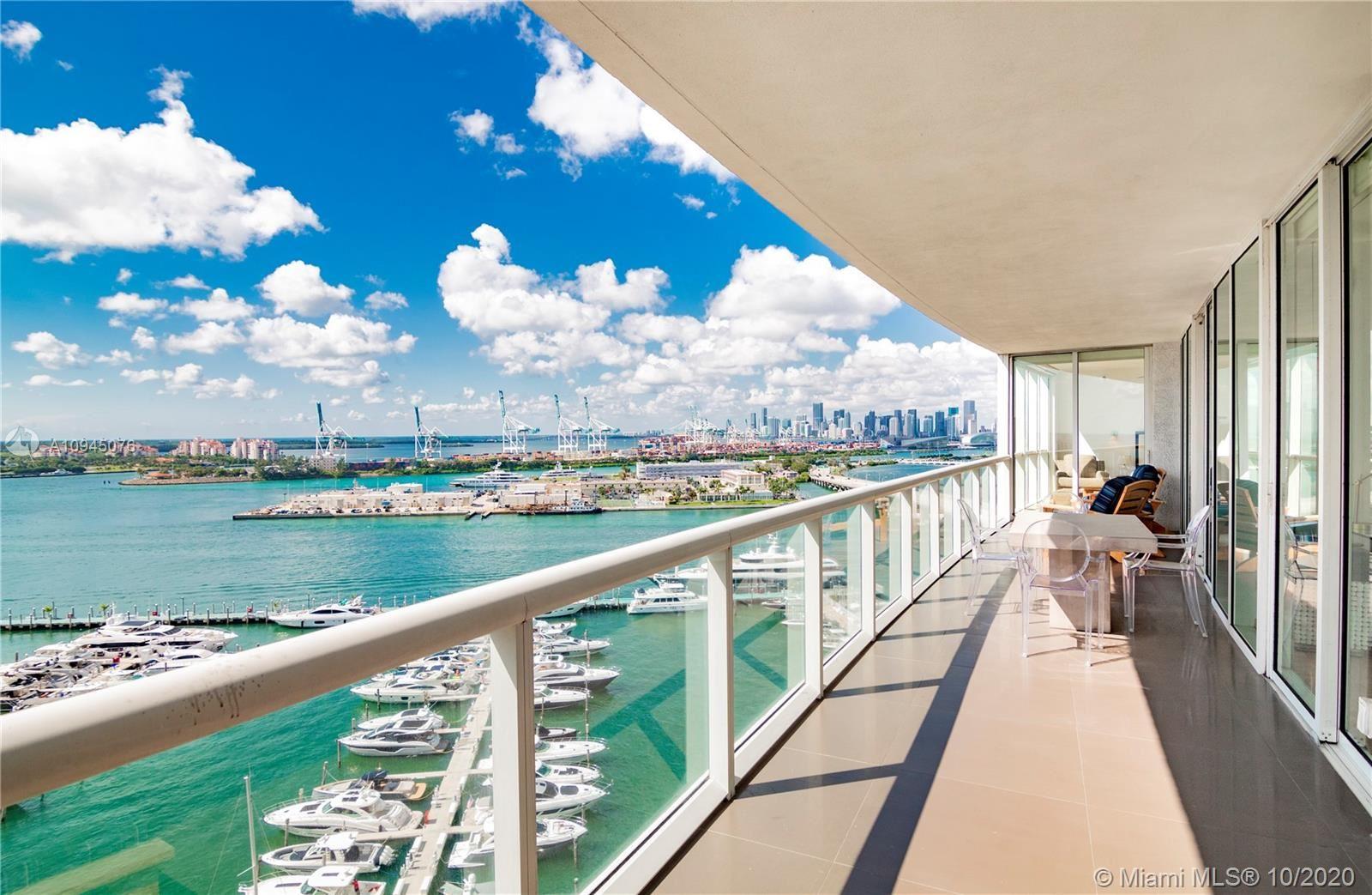 450 Alton Rd #1603, Miami Beach, FL 33139 - #: A10945076