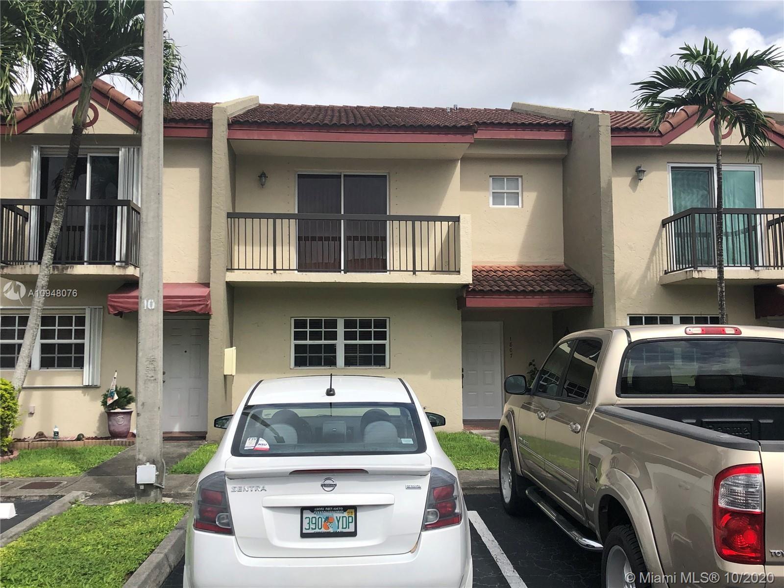 6105 SW 129th Pl #1807, Miami, FL 33183 - #: A10948076
