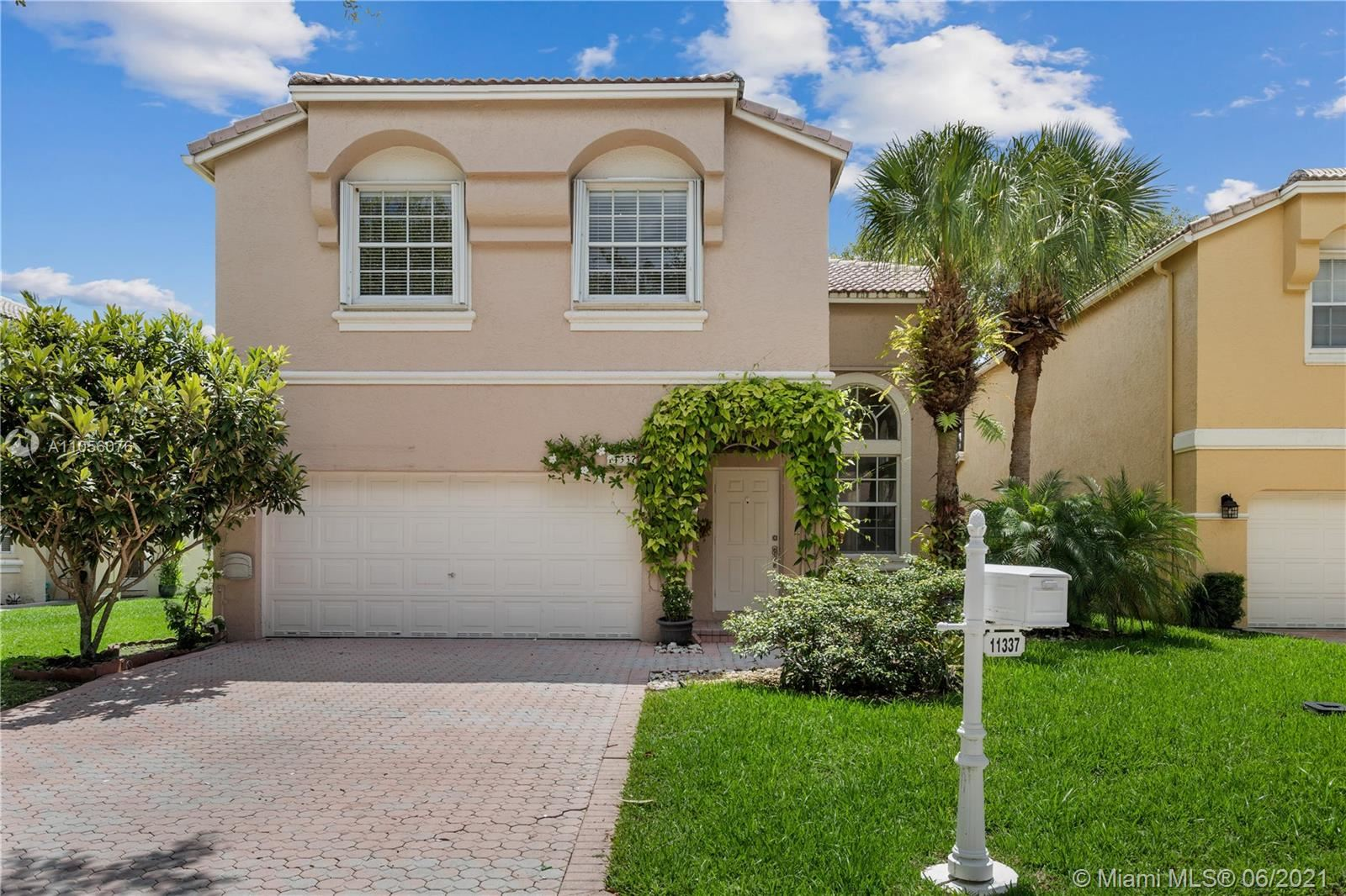 11337 NW 49th Dr, Coral Springs, FL 33076 - #: A11056076