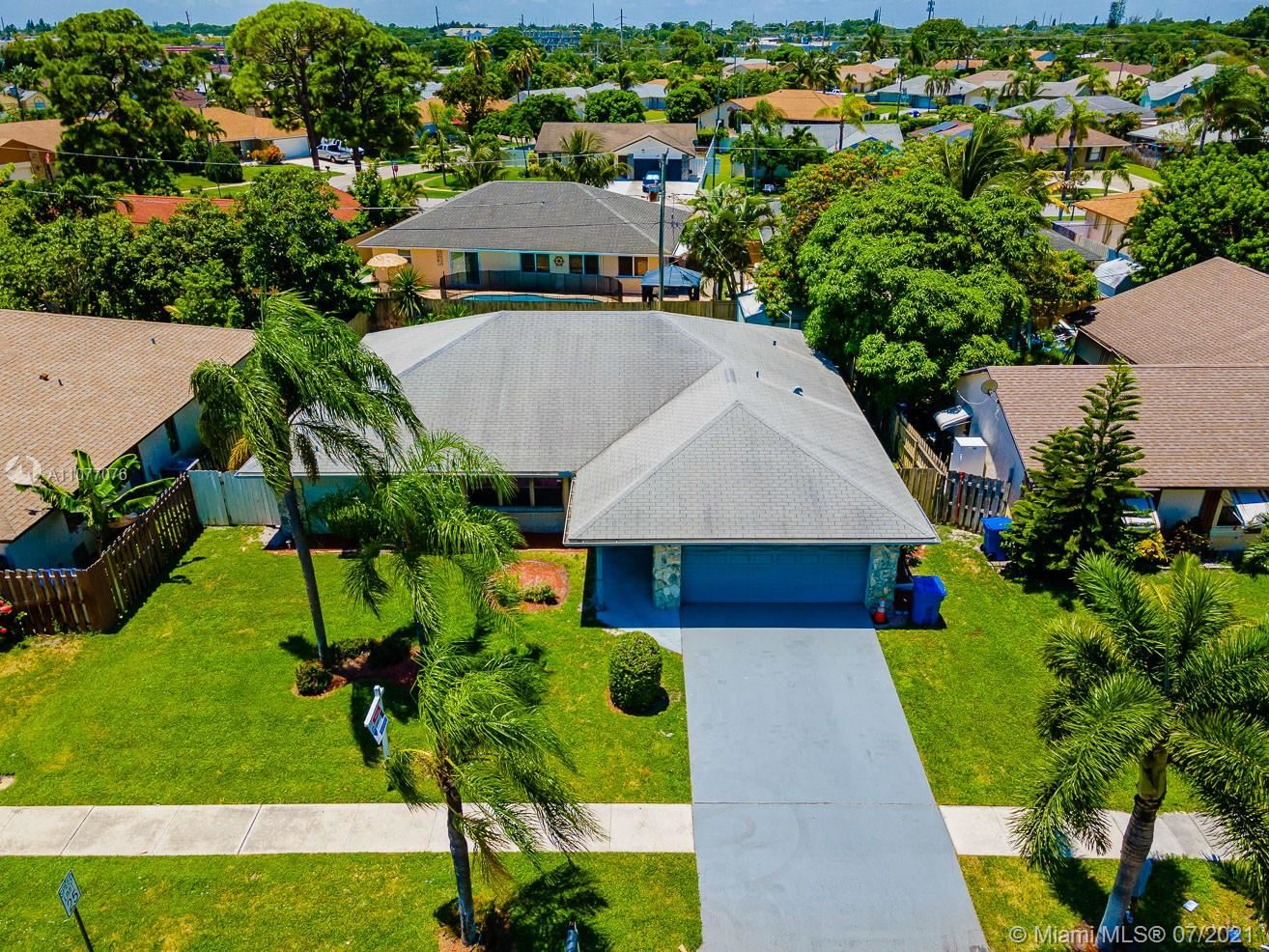 1200 Sea Pines Way, Lantana, FL 33462 - #: A11077076