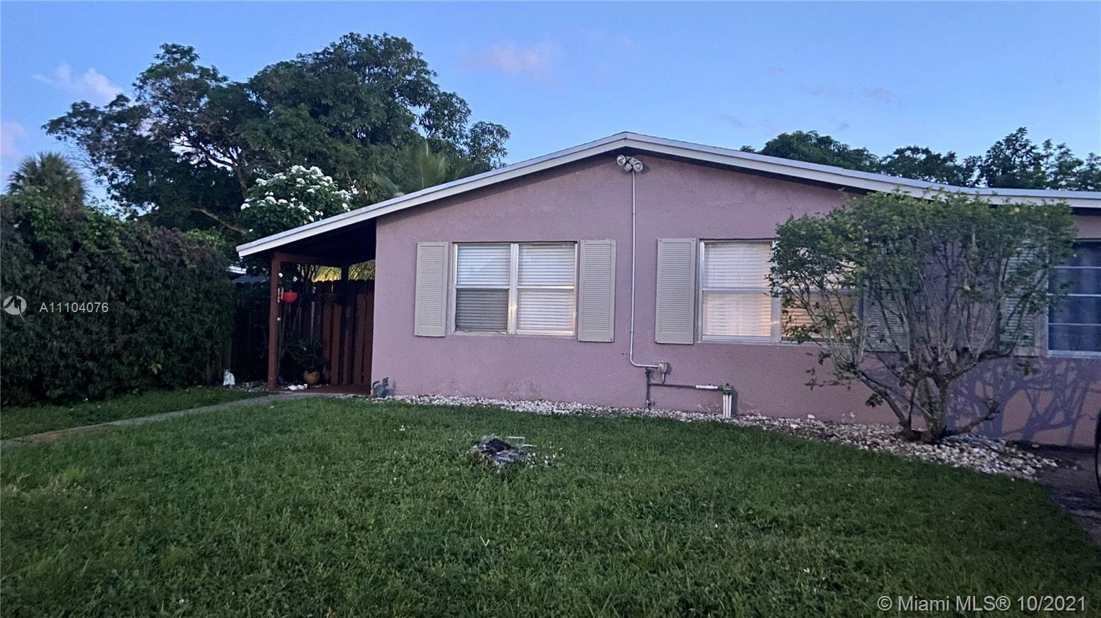 Photo of 6250 NW 14th St, Sunrise, FL 33313 (MLS # A11104076)