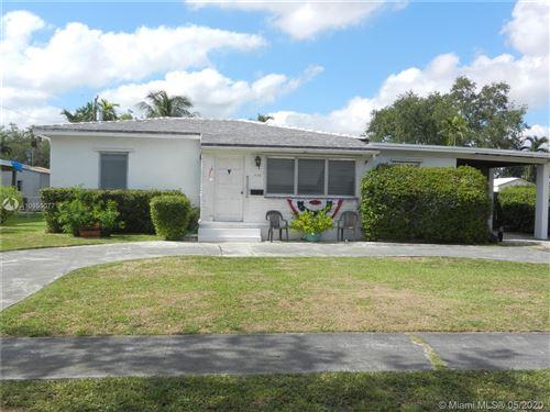 Foto de inmueble con direccion 1140 Oriole Ave Miami Springs FL 33166 con MLS A10855077