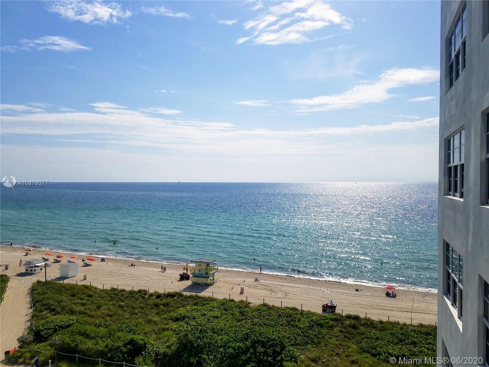 6917 Collins Ave #904, Miami Beach, FL 33141 - #: A10878077