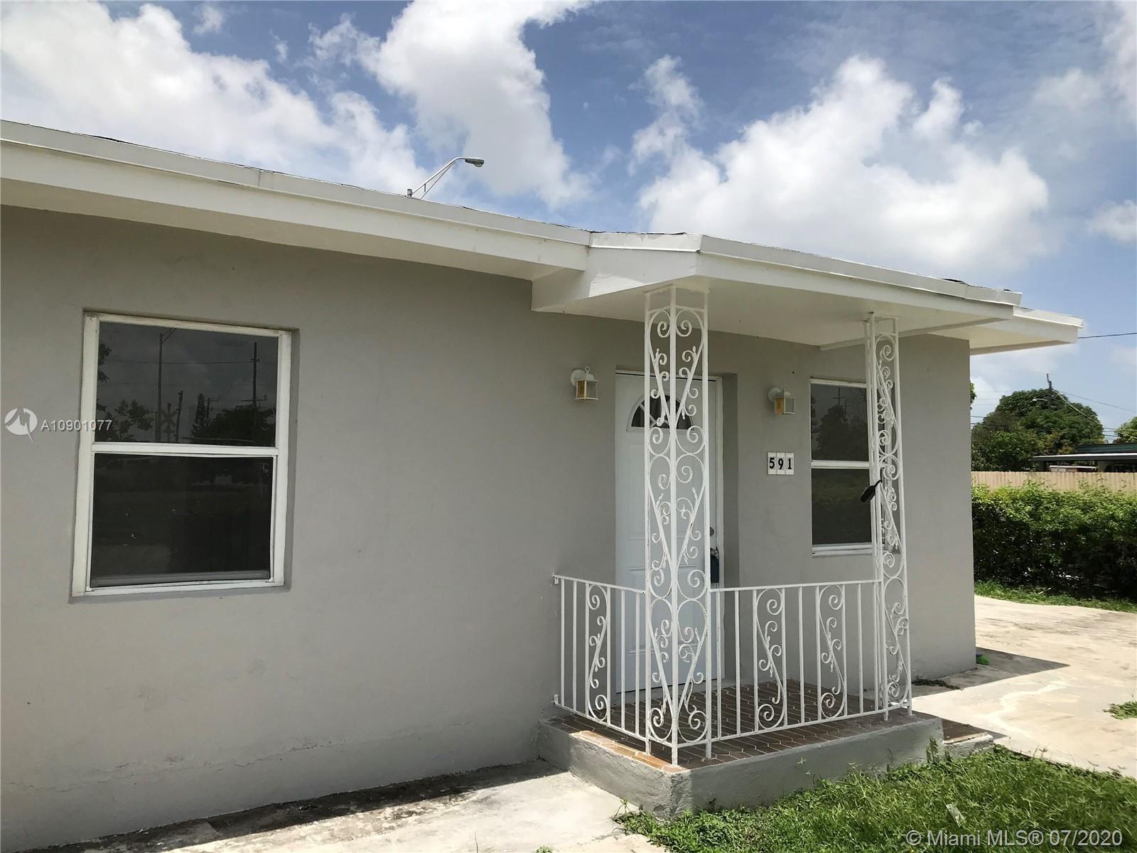 591 E 22nd St, Hialeah, FL 33013 - #: A10901077