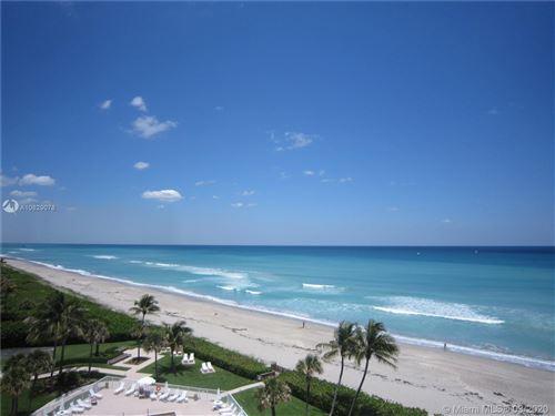 Photo of 450 Ocean Dr #706, Juno Beach, FL 33408 (MLS # A10829078)